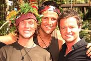 Dougie Poynter: 'I'm a Celeb' winner with Mark Wright and Dec Donnelly
