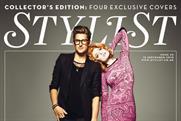 Stylist: designer Henry Holland and Girls Aloud's Nicola Roberts