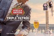 Stella Artois 4%: latest ad is set in a luxury hotel