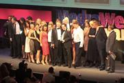 The Media Week Awards 2010: video of the night