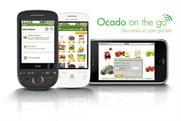 Ocado: apps presence