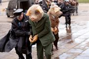 BBH's 'three little pigs' for The Guardian: seven nominations