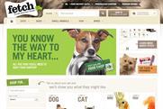 Fetch: online pet store from Ocado