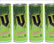 V Energy Drinks: appoints Albion to its pan-European ad account