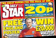 The Daily Star: Win £20,000 in fantasy football
