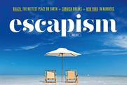 Escapism: free monthly travel magazine to launch next month