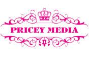 Pricey Media: new logo