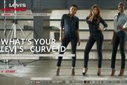 Levi's: launches online fitting service