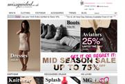 Missguided: launches first outdoor campaign next week