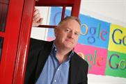 Mark Howe: country sales director, Google UK