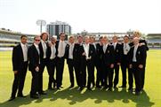 England Cricket team: Jaguar sponsorship