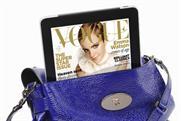Vogue to launch iPad app