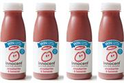 Innocent: to roll out 'Healthy New Year' on-pack promotion