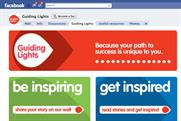 DCSF: Guiding Lights on Facebook