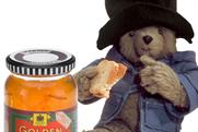 Golden Shred: employs Paddington Bear