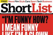 ShortList: partners with ITV4's Richard Bacon show