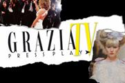 Grazia: online TV show goes live