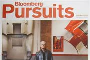 Bloomberg Pursuits: luxury magazine to become a quarterly next year