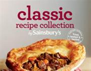 Sainsbury's and Seven launch new winter cook book