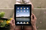 Tablets: The 'downtime' device