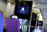 TransPerfect: first advertiser on Heathrow Express digital onboard panels