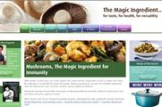 Mushroom Bureau appoints Ruby as lead agency