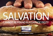 "Lurpak: ""salvation"" ad"
