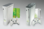 Xbox 360: taking lead over rival