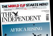 The Independent: Africa Rising ahead of World Cup