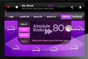 Absolute Radio: unveils its Absolute 80s Remixer App