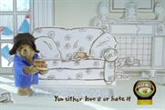 Marmite: 2008 Paddington campaign by DDB London