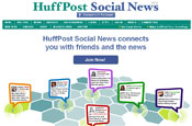 Huffington Post: unveils Facebook collaboration