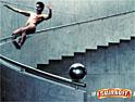 Smirnoff criticised over naked man ad