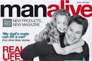 Dove Men+Care: mini magazine deal with Tesco
