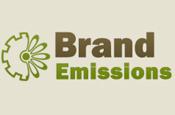 Brand Emissions: tracks carbon emissions