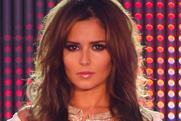 Cheryl Cole: exits American X Factor