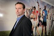 James O'Shea: marketing director at Maxinutrition