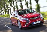 Vauxhall: partners with Europcar