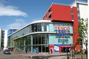Denial: Tesco scotches rumours it is becoming an estate agent