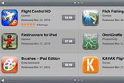 Apple: set to take 30% cut of all app transactions