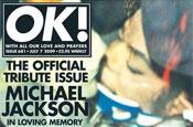 OK!: Michael Jackson tribute magazine