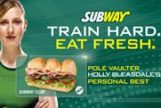 Subway: launches Olympic campaign
