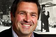 Rob Atkinson: to remain in Australia as chief executive of Adshel
