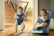 Huggies: nappy brand launches biggest ad campaign in four years