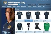Manchester City: £1m Kitbag store opens this month