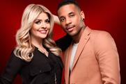 The Voice presenters  Holly Willoughby and Reggie Yates