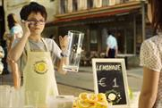 "HSBC: extends ""lemonade"" campaign"