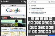 Google: launches Chrome app