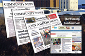 Ann Arbour News: moves online-only