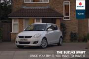 Suzuki: rolls out Swift campaign